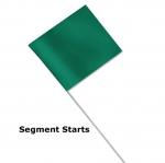 Dirty Duro Green Flag